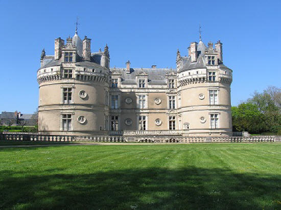 Chateau du Lude in the north of the Loire Valley