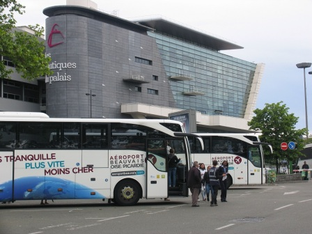 Beauvais to paris - Beauvais paris porte maillot ...