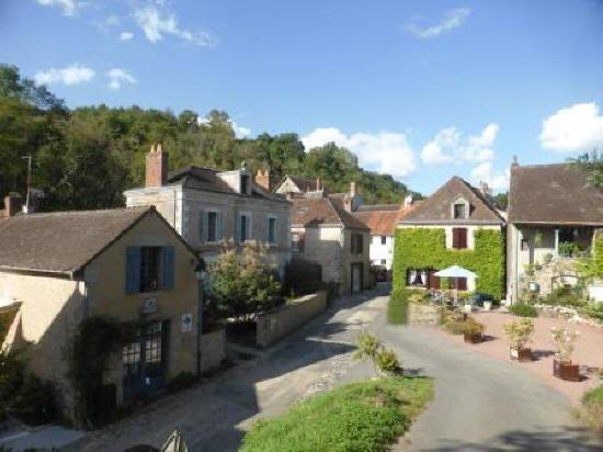 Gargilesse-Dampierre   beautiful French village