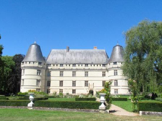 chateau de l 39 islette near azay le rideau. Black Bedroom Furniture Sets. Home Design Ideas