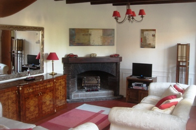 Vacation rental in Le Grand Pressigny