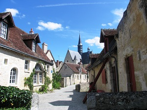 Loire Valley village