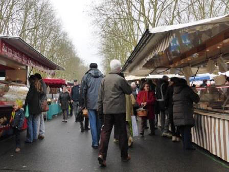 Loire Valley markets