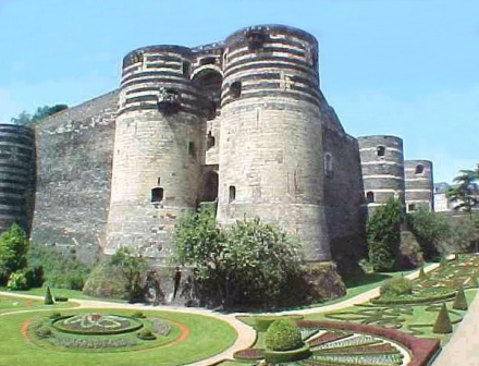 Chateau d' Angers