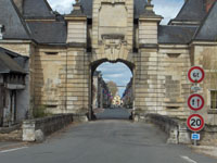 gate into Richelieu