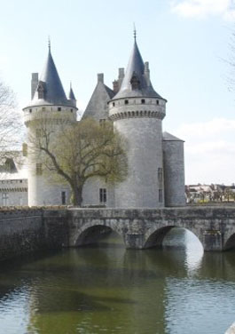Chateau sully sur loire for Clair logis sully sur loire
