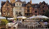 Tours one of the towns of the Loire Valley