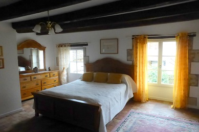 Loire Valley vacation rental in the village of Barrou